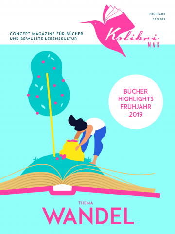 Kolibri Magazin Cover 2/2019